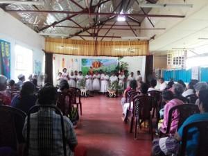 Cultural celebration at Skill Development Centre, Halfway Home, Mulleriyawa